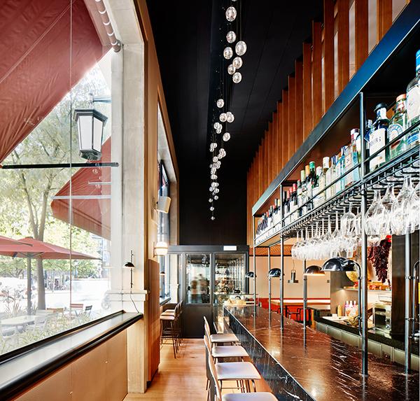 Restaurante solomillo barcelona borrell jover - Calle borrell barcelona ...
